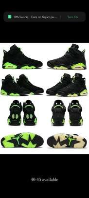 Original Nike Jordan Air Jordan 6 Retro Electric Green image 2