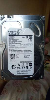 Seagate desktop HDD 4000gb