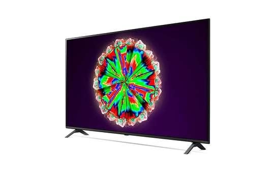 65 inch LG Smart NANO80 Series, Cinema Screen Design 4K Active HDR WebOS Smart AI ThinQ Local Dimming image 2