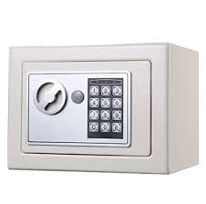 Electronic SAFE and Cash Box