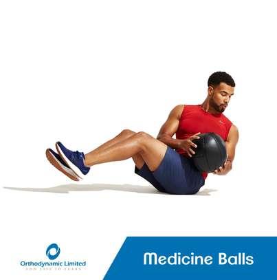 Medicine ball 5 kg image 1