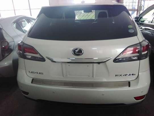 Lexus LX image 1