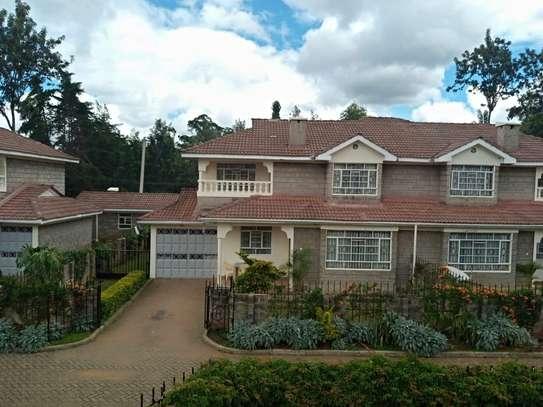 4 bedroom townhouse for rent in Karen image 19