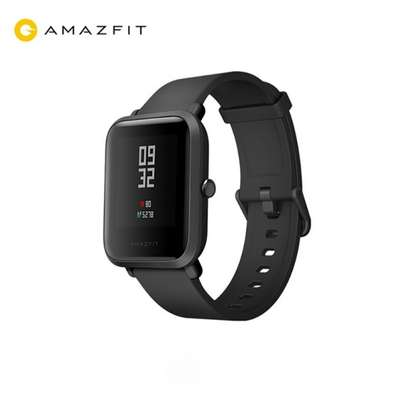 Amazfit Bip Smart Watch [English Version]Huami Amazfit GPS Smartwatch with IP68 Bluetooth 4.0 Heart Rate 45 Days Battery image 1