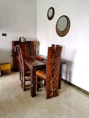 Two bedrooms apartment fully furnished kilimani for rent image 7