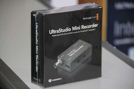 Blackmagic Design UltraStudio Mini Recorder - Thunderbolt image 1