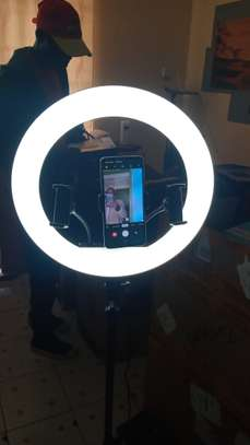 14 Inch - 36cm Ring Light With Remote Control & Strobe Function image 4
