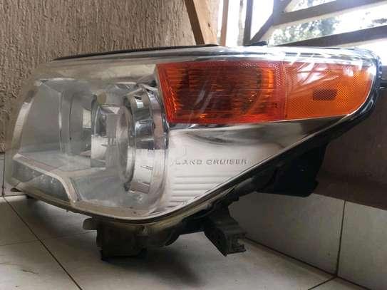 Toyota V8 Headlights