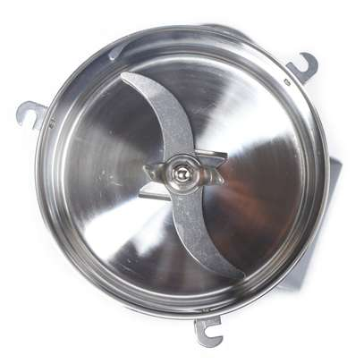 Commercial Electric Herb Grain Grinder Cereal Powder Flour Mill Grinding Machine image 5