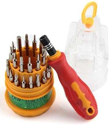 Multi functional MINI Magnetic Screwdriver Handy Tool Kit image 3