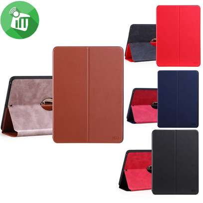 HDD Shuang Jie Series Two-Sided Leather Flip Case iPad Air 1/Air 2 / iPad 9.7 (2017 / 2018) image 3
