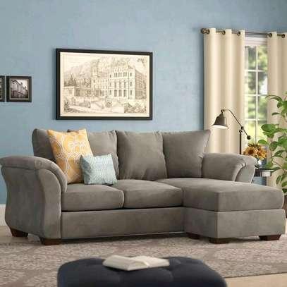 Three seater grey chesterfield sofas for sale in Nairobi Kenya/Modern sofas image 1