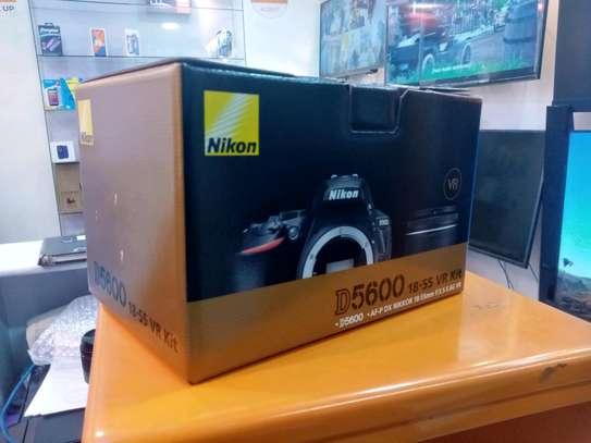 NIKON D5600 dslr/ interchangable lens camera image 2