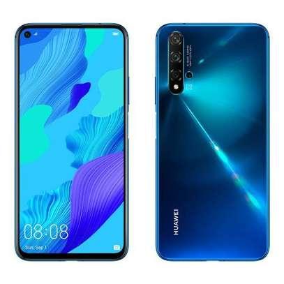 "Huawei Nova 5T, 8+128GB, 6.26"", 48 MP Five AI Cameras, Blue image 2"