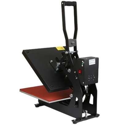 New Flatbed HeatPress Machine image 1