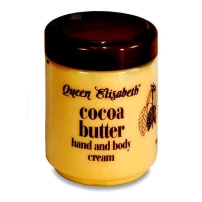 Queen Elizabeth hand and body lotion