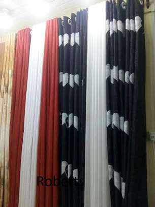 fancy curtains image 1