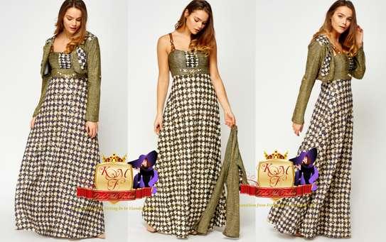 Maxi Dresses Made in U.K image 1