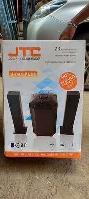 JTC J-801 Plus Multimedia Speaker System, 10000 Watts image 1