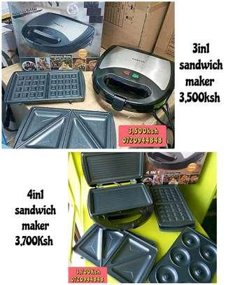 4in1 Sandwich Maker image 2