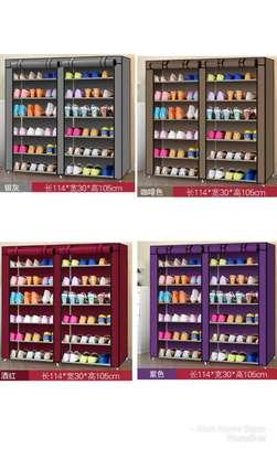 36 pair Shoe rack image 1