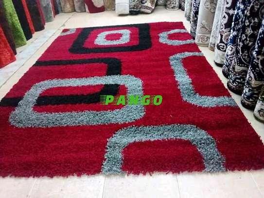 Turkish shaggy carpet image 7