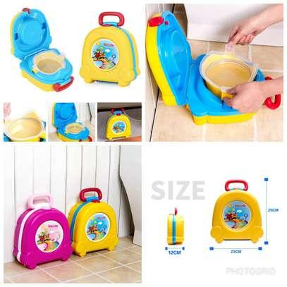 Portable Travel Baby Potty image 1