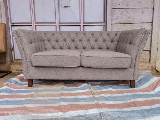 CHESTERFIELD SOFA 2 seater image 1