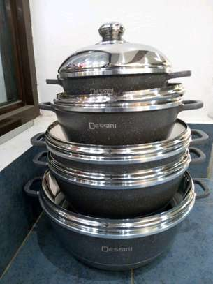 High quality cooking pots image 2