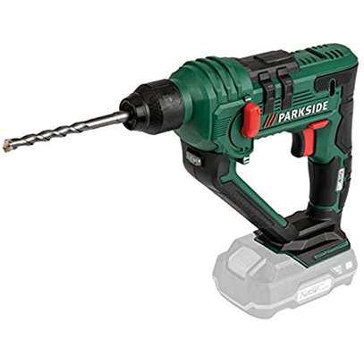 PARKSIDE CORDLESS HAMMER DRILL - 20VOLTS (PABH-20LI-B2) (WITH 1 BATTERY ONLY) image 1