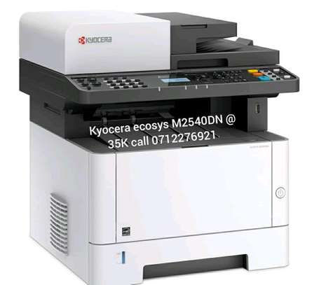 New arrivals Kyocera Ecosys M2540 photocopier machine image 1