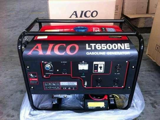 5kva lt6500ne back up power generator