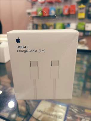 Genuine Apple USB C Charging Cable image 1