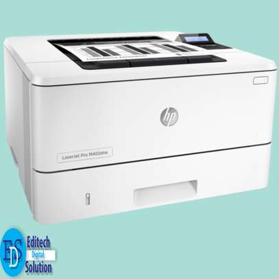 HP LaserJet Pro M402dne Printer Up to 40 ppm (black)