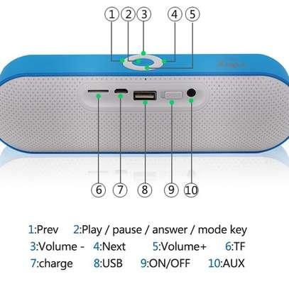 NBY-18 Bluetooth Speaker image 4