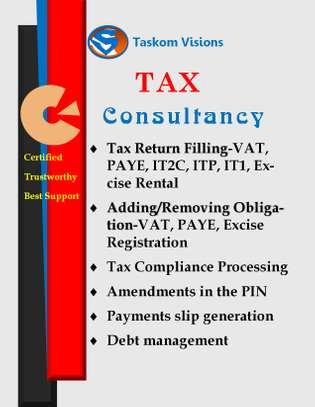 Tax and compliance assistance