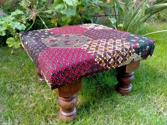 Foot stools image 10
