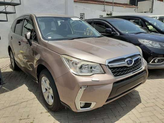 Subaru Forester 2.0 S Type A Automatic image 1