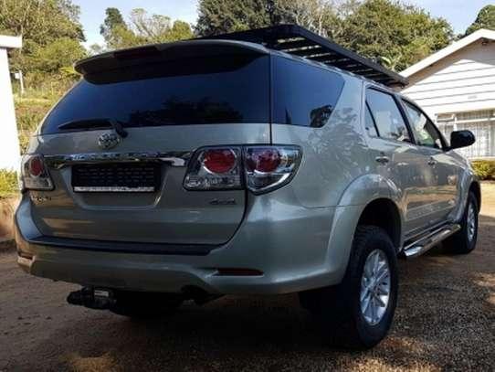 Toyota Fortuner image 3