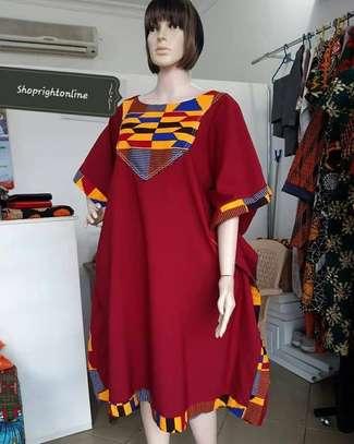 African print tops/dress/skirts image 1
