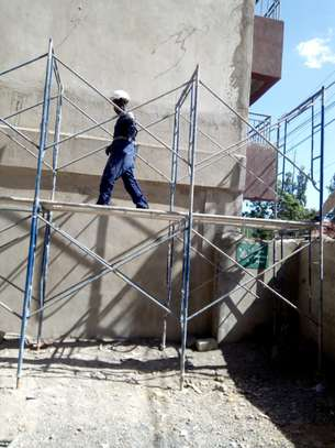 Scaffolding ladders for hire/leasing image 2