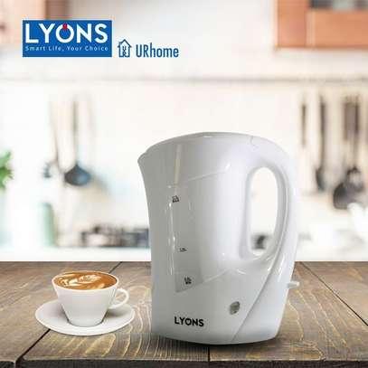 Lyons 1.7L Electric Kettle - White image 1