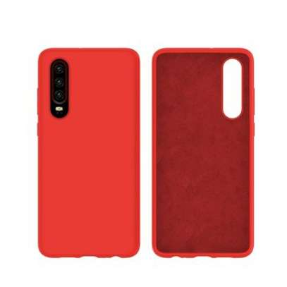 Silicone case with Soft Touch for Huawei P30 P30 Pro P30 Lite image 7