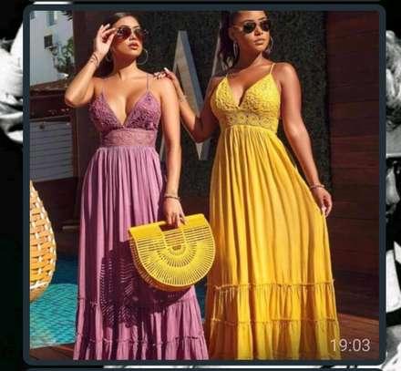 SUMMER DRESSES image 3