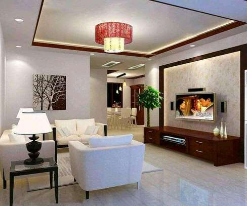 Gypsum Ceiling Designs for Offices and Residential image 1