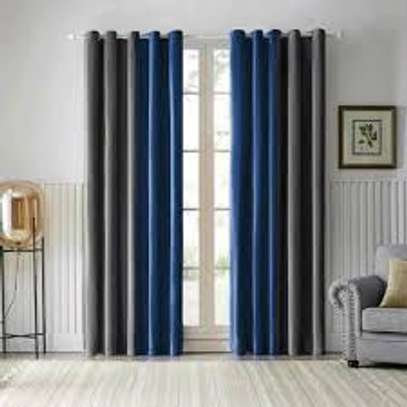 Plain curtains image 5