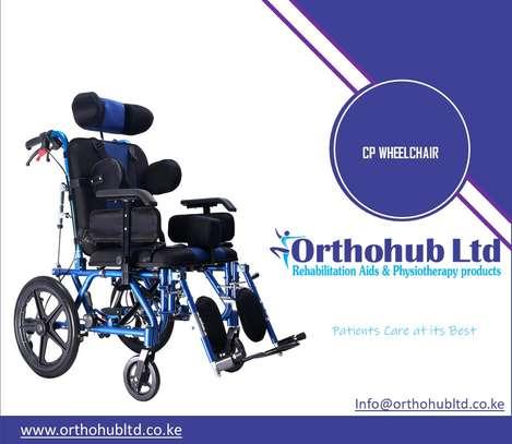 Cp Wheelchair image 1