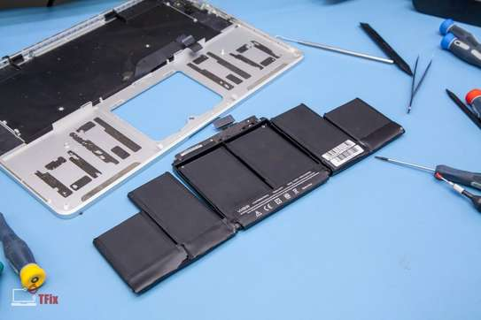 2014 15inch Macbook Pro A1398 A1494 Battery Replacement image 4
