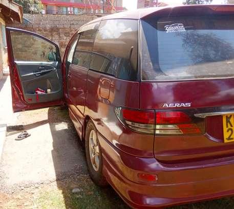 Toyota Estima hot sale image 1