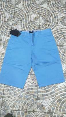 Men Khaki Shorts